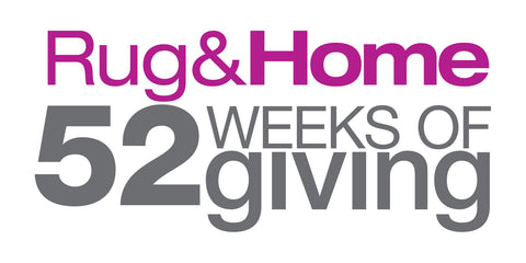 52 Weeks of Giving from Rug & Home