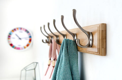 Bedroom Wall Hooks