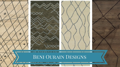 Beni Ourain Rug Examples