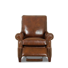 Comfort Design Furniture Brown Leather Chair