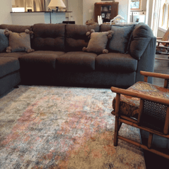 Laura reviewed Customer Rug&Home Asheville