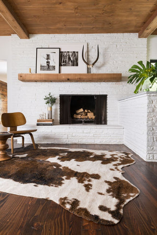 Loloi Grand Canyon Rug and Home Cow Hide