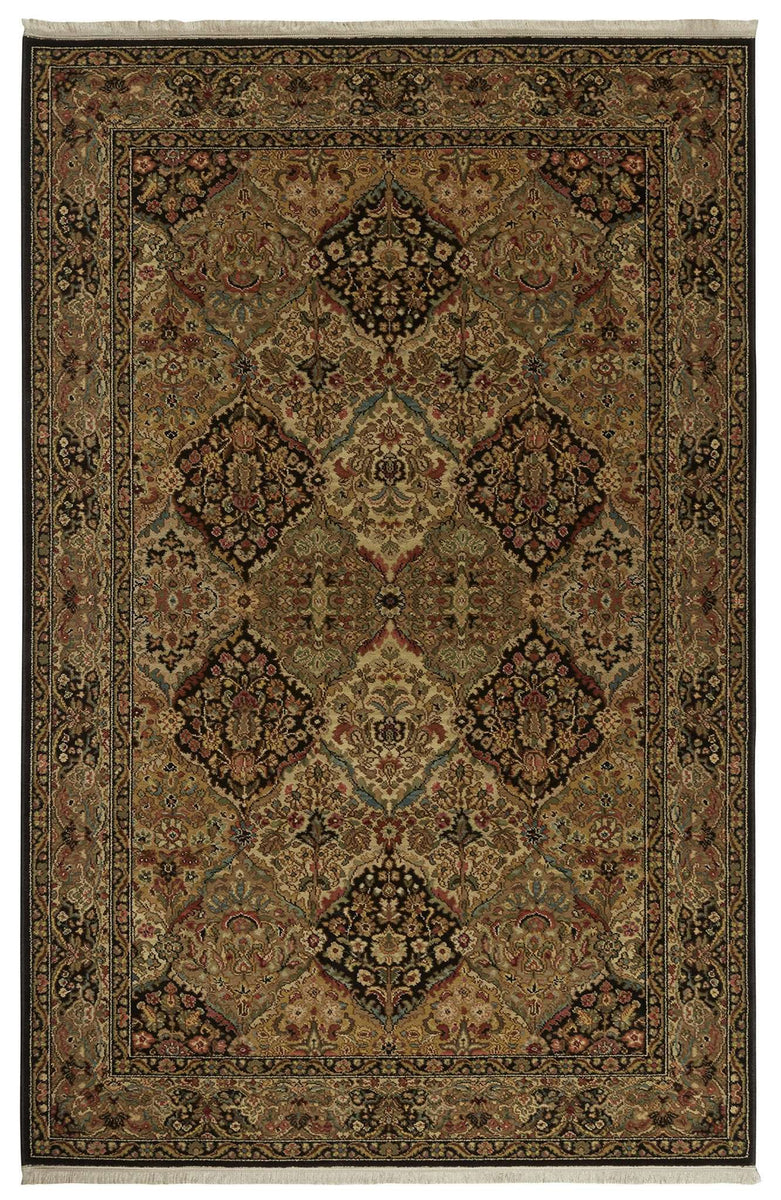 Original Karastan Empress Kirman 00724 Black Rug Rug Amp Home