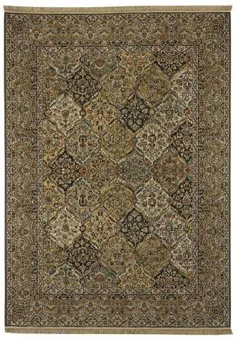 Original Karastan Kirman 00772 Granite Rug