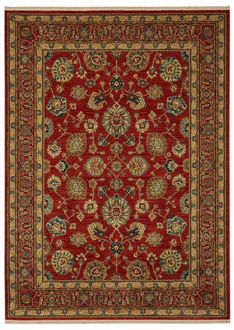 Sovereign Sultana Red 990 14606 Rug
