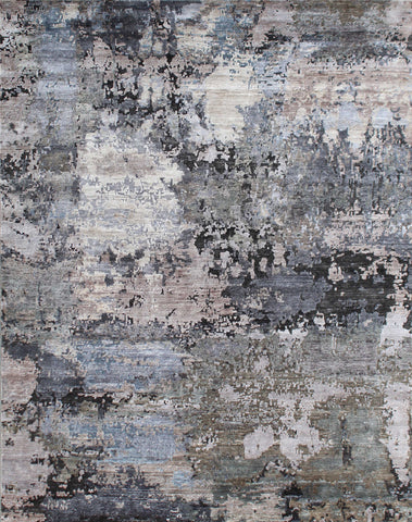 Canvas 1176 Charcoal Made To Order Rug