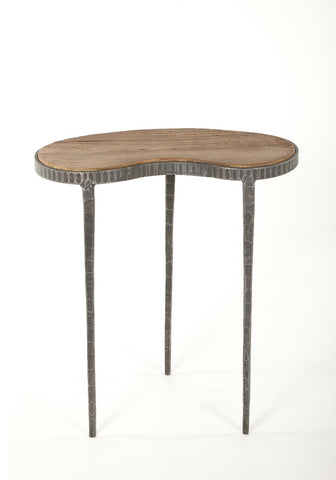 Kidney 1210136 Natural Accent Table