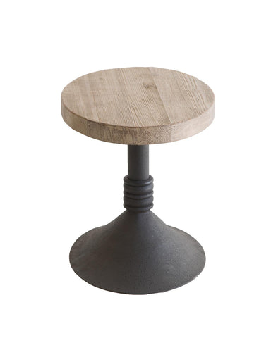 Sadie 1210396 Medium Grey Small Accent Table