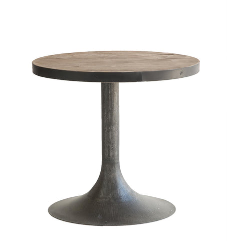 Miranda 1210975 Medium Grey Large Accent Table