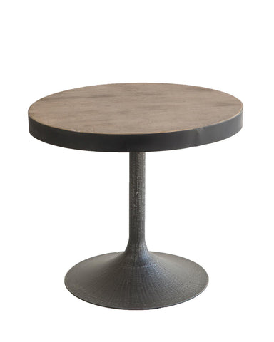 Miranda 1210977 Medium Grey Small Accent Table