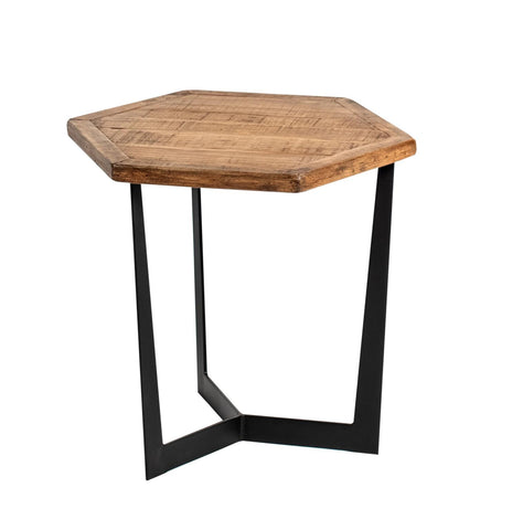 Hex 1212390 Natural Low Accent Table
