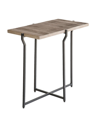 Nayelli 1212425 Medium Grey Accent Table