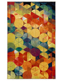 Aurora Full Circle Multi 12727 416 Rug