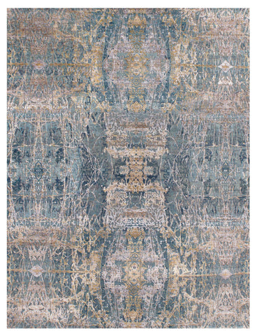 Elite 1305 Blue/Camel Made To Order Rug
