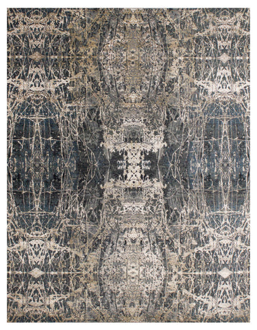 Elite 1305 Charcoal/Light Charcoal Made To Order Rug