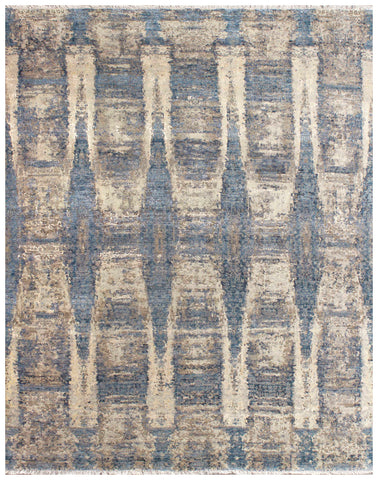 Elite 1311 Blue/Beige Made To Order Rug