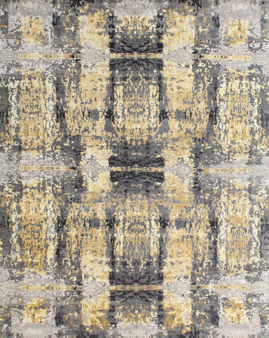 Elite 1315 Charcoal/Gold Made To Order Rug