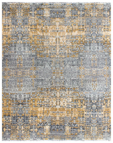 Elite 1318 Silver/Gold Made To Order Rug