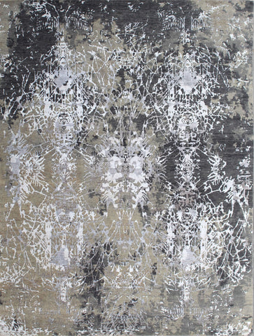 Elite 1332 Silver/Silver Made To Order Rug