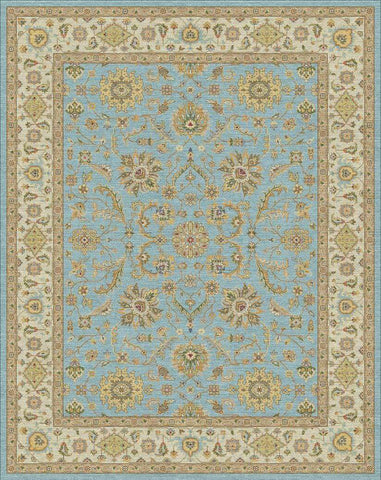 Dream 1650/Lt.Blue Made To Order Rug