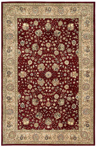 Graham by Magnolia Home GRA-05 Persimmon/Multi Rug