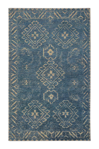 Triveni 2209 Beige/Jean Blue Made To Order Rug