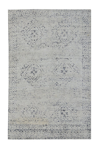 Triveni 2213 Black/White Made To Order Rug
