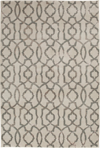 Century 2606HT Hastings Birch/Sterling Rug Rectangle 5 x 7.25