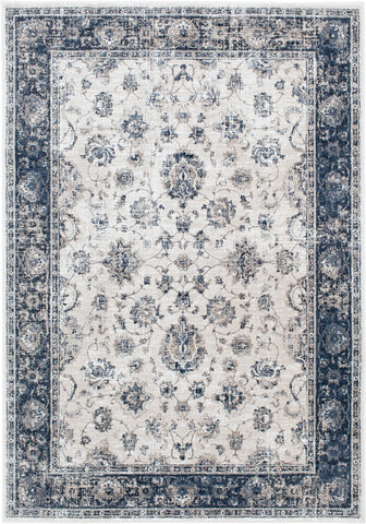 Clearwater 2824IF Oriel Biscuit Rug Runner 2 x 7