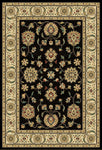 Paige Mediterranean 023 3113KW.023 Thayer Black/Wheat Rug