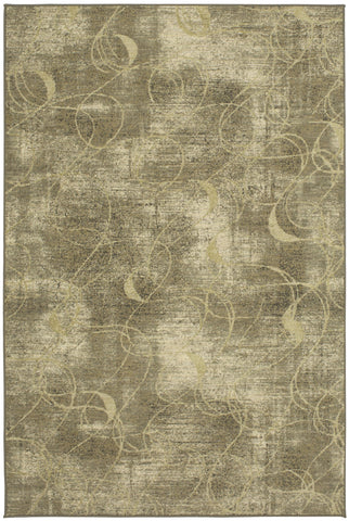 Titanium Xenia Gray by Virginia Langley 39400 16015 Rug