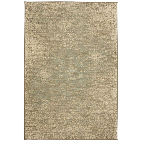 Kismet Casablanca Jadeite by Virginia Langley 39478 22013 Rug
