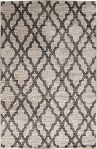 Corso 4039HT Connie Birch/Sterling Rug Rectangle 5 x 7.5