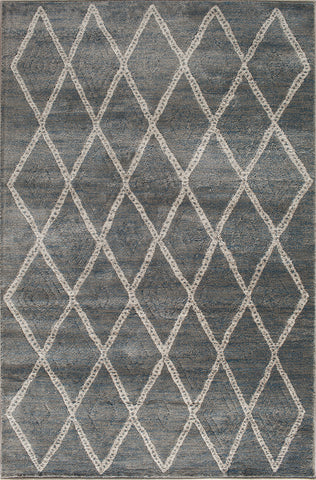 Corso 4040RM Forster Sterling/Mist Rug Rectangle 5 x 7.5