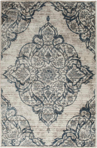 Corso 4068HM Benedetta Birch/Mist Rug Rectangle 5 x 7.5