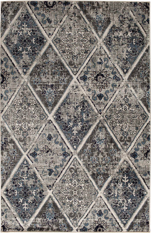 Corso 4069MI Braddyville Multi Rug Rectangle 5 x 7.5