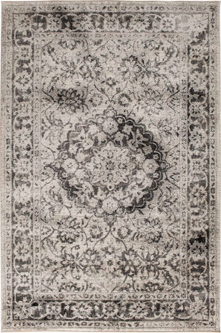 Corso 4074HT Maja Birch/Sterling Rug Rectangle 5 x 7.5