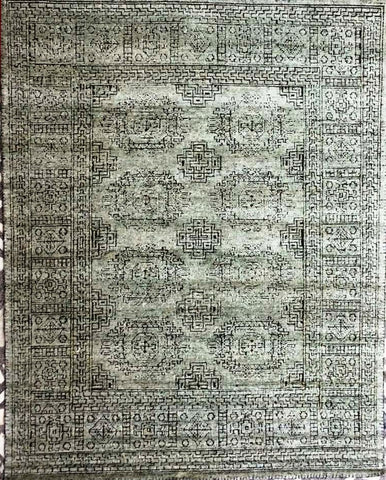 Triveni 5085 Forest Green/Sage Made To Order Rug