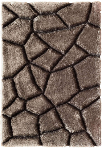 Magna 5204 82 Stepping Stones Grey Rug