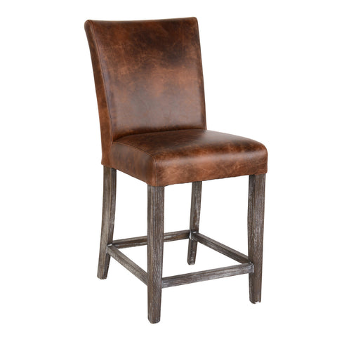 Decker Brown Counter Stool