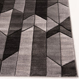 Apex 5592.61 Alfie Grey Rug Rectangle 7.83 x 9.83