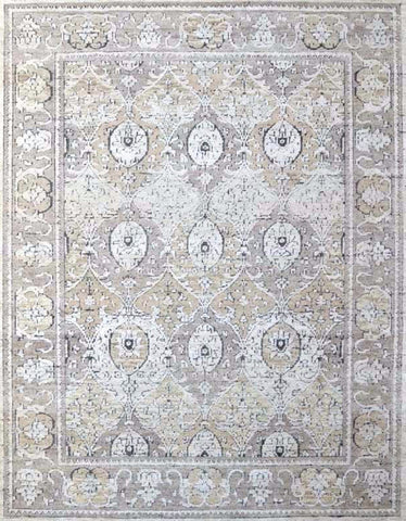 Triveni 5A Dark Grey/Multi Made To Order Rug