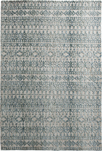 Posh 7057.130 Amaris Blue Rug Rectangle 5 x 8
