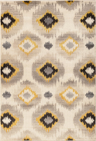 Paris Citron 061 9002PE Micah Pearl Rug Rectangle 5 x 7.5