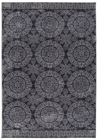 Pacifica Leawood Black 90490 90083 Rug