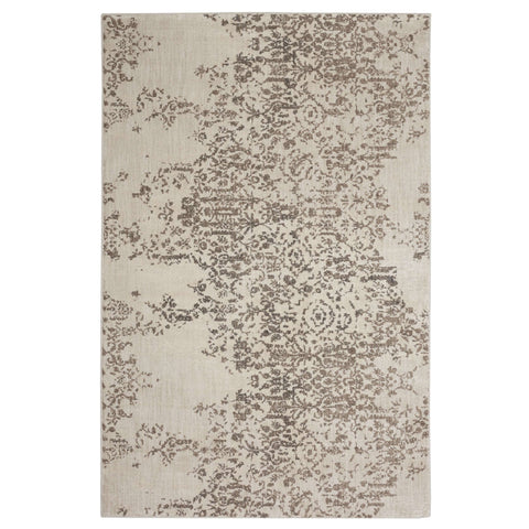 Cosmopolitan Nirvana Smokey Gray by Virginia Langley 90953 90116 Rug