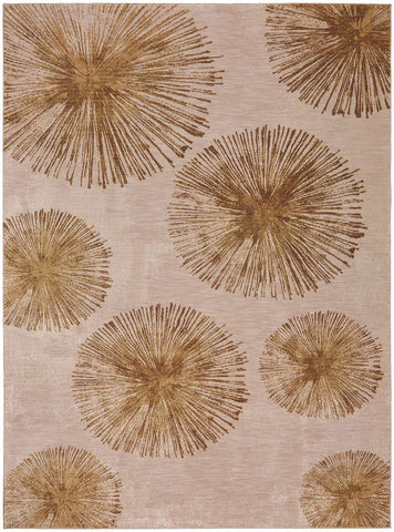 Cosmopolitan Haight Brushed Gold 90964 80249 Rug