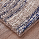 Enigma Continuum Smokey Grey 90968 90116 Rug