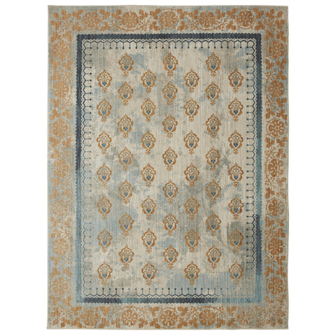 Studio Floret Gold by Patina Vie 91317 10038 Rug