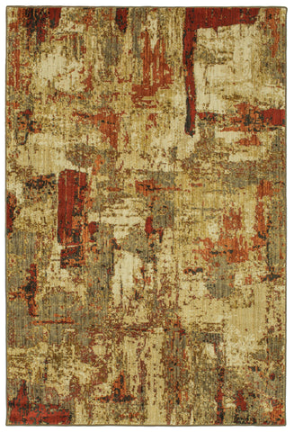 Elements Treviso Gold 91420 10034 Rug